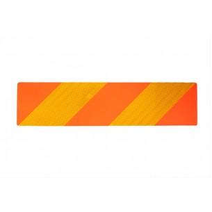 Светоотражающая табличка TIR для задних габаритов