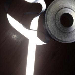 Светоотражающая лента для ткани 50 мм / 450 Кд/лк*м2